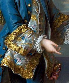 Louis Tocqué, Lous Philipe Joseph, Orléans et Duc de Chartres - 18th Century