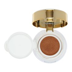MUA Luxe Glow Beam Highlight Cushion Gold 009