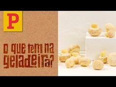 O Que Tem na Geladeira? Cogumelo! Por Rita Lobo - YouTube
