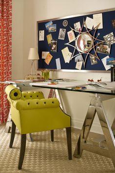 153 Best Inspiring Home Offices Images On Pinterest Desk Office