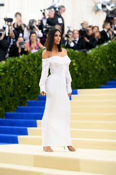 The starriest night on the fashion calendar has arrived. From Rihanna to Cara, see all of the red-carpet outfits here