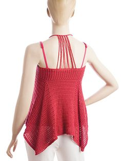 New Crochet Patterns - Not Your Granny's Top