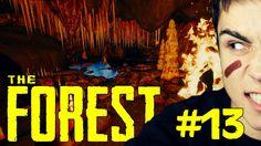 MAMA I WIKI WBIJAJĄ NA ODCINEK! JASKINIE! - The Forest #13