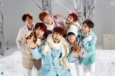 btob, kpop, and minhyuk image Hyunsik Btob, Yook Sungjae, New Baby Pictures, Winter Pictures, Btob Members, Born To Beat, Disney Inspired Outfits, Winter's Tale, Kpop