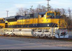 RailPictures.Net Photo: FEC 101 Florida East Coast Railroad (FEC) EMD SD70M-2 at Jacksonville, Florida by Adam Finger