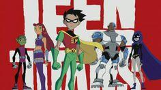 Teen Titans Go!!! My boys love this cartoon....and so do I:)