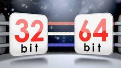 64-bit mi; 32-bit mi? Arada ne fark var?