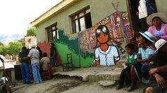 Charquipunk + Brigada Negotropica. Bolivia.