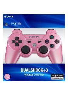 Pad PlayStation Dualshock 3 różowy BOX