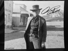 "Clint Eastwood Autographed 8x10 photo reprint from ""Pale Rider"" - 8x10, Autographed, Clint, Eastwood, From, Pale, Photo, REPRINT, Rider"
