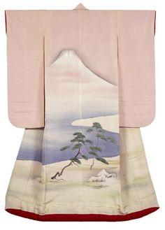 """zinne: """" Meiji Era Kimono """""""