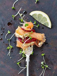 Salmon and Horseradish | Fish Recipes | Jamie Oliver Recipes
