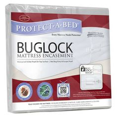 Protect-A-Bed Buglock Mattress Protector