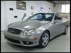 2005 Mercedes-Benz CLK500 Convertible 5.0/302 HP, Automatic for sale by Mecum Auction
