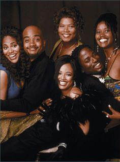 Living Single Co-Star Weighs in on Queen Latifah Talk Show Black Tv Shows, Old Tv Shows, Best Tv Shows, Favorite Tv Shows, Movies And Tv Shows, Black Sitcoms, Living Single, Black Actors, My Black Is Beautiful