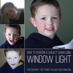 You've probably heard a million times that the best way to get a gorgeous portrait of your subject while indoors is to use window light. What's so great about window light? Well, first off using natural light from your window instead of lamps or overhead lights in your house eliminates the nasty green or yellow …