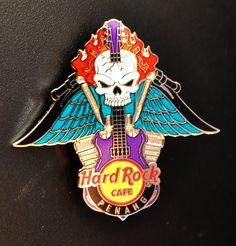 Hard Rock Cafe Skull Pin – RM45