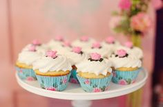 Heart Handmade UK: Party Inspiration | A Pastel Tea Party Delight