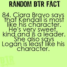 BTR Facts! - big-time-rush,really?i thought carlos is different than his characters