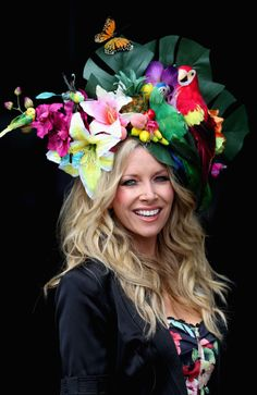 The Best Hats of Royal Ascot, 2016