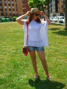 Un vestido para mí: túnica crochet