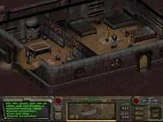 Image screenshot of Fallout Retro Games, Post Apocalyptic, Fallout, Video Games, Gaming, Videogames, Videogames, Video Game, Game