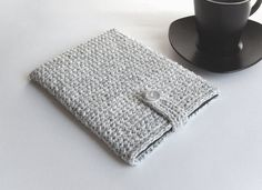 iPad mini case iPad mini sleeve Grey cover iPad mini by PetiteLeRu, $26.00