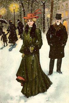 Vintage Winter / B.