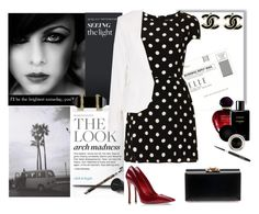 """""""one day you will fly.."""" by gul07 ❤ liked on Polyvore featuring Topshop, Casadei, Yves Saint Laurent, Christian Dior, Witchery, Chanel and Nouba"""