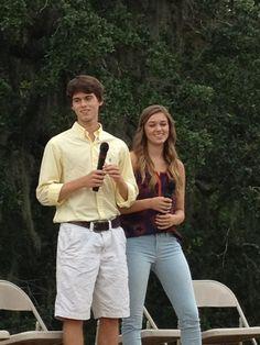 John Luke and Sadie