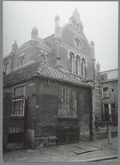 Synagoge in Deventer, ca. 1930