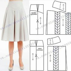 Amazing Sewing Patterns Clone Your Clothes Ideas. Enchanting Sewing Patterns Clone Your Clothes Ideas. Skirt Patterns Sewing, Clothing Patterns, Clothing Ideas, Fashion Sewing, Diy Fashion, Sewing Clothes, Diy Clothes, Robe Diy, Diy Dress