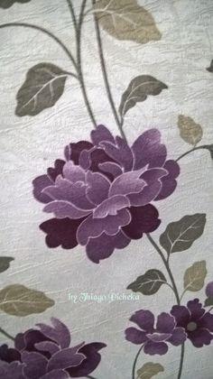 Rosa roxo antigo