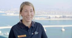Susie Goodall secures DHL sponsorship