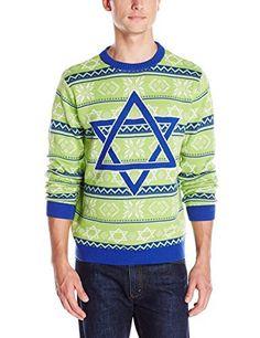 Alex Stevens Men's Hannukah Nights Ugly Holiday Sweater, http://www.amazon.com/dp/B00NIN4N04/ref=cm_sw_r_pi_awdm_BVVMub02P6JM9