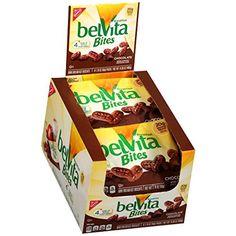 belVita Bites Breakfast Biscuits, Chocolate, 14.08 Ounce - http://sleepychef.com/belvita-bites-breakfast-biscuits-chocolate-14-08-ounce/