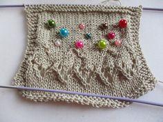L'importance de faire un échantillon - La Grenouille Tricote