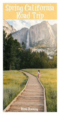 Spring time California road trip to Yosemite National Park, Alabama Hills, Mammoth Lakes, Malibu & Santa Barbara. Renee Roaming - http://wwww.reneeroaming.com / Travel / Wanderlust / Dream Destination / Bucket List / Romantic / Couple Travel / Road Trip / Camping / Adventure / Photography /