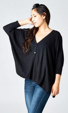 Jenna Sweater in Black