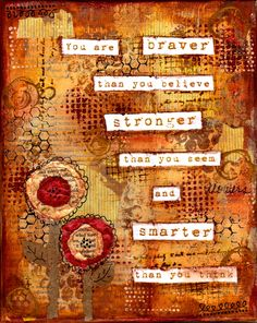 Nice background and simple text. Nice.  #ART JOURNAL  #ART JOURNALING #ART JOURNAL PAGE