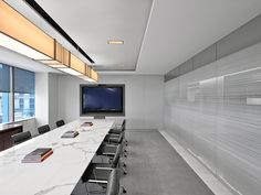 Private Investment Firm & Family Office on The National Design Awards Gallery Corporate Office Design, Corporate Interiors, Workplace Design, Office Interiors, Commercial Design, Commercial Interiors, Office Ceiling, Family Office, Investment Firms