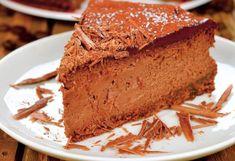 Ce poate fi mai bun decât un cheesecake? Desigur, un cheesecake cu ciocolată