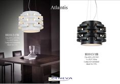 Atlantis pendant 100 watt E27 Manawatu Lighthouse