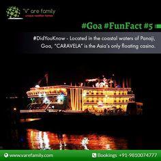 #Goa #FunFact #5  #VareFamily