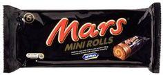 McVitie's Mars Mini Roll