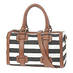 Call It Spring® Clevette Striped Handbag - jcpenney