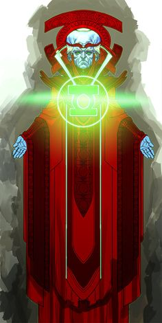 GreenLanternGuardian by *Chuckdee on deviantART