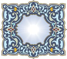 53-Arabesque (Islamic Art)