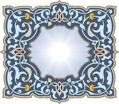 53-Arabesque (Islamic Art)