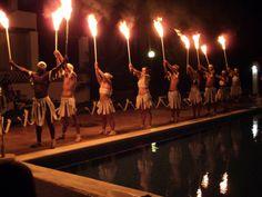 show de fuego en velada #chillout #fiestaconsulting